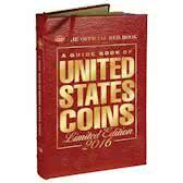 A Guide Book of United States Coins, Limited Leather Edition 2016