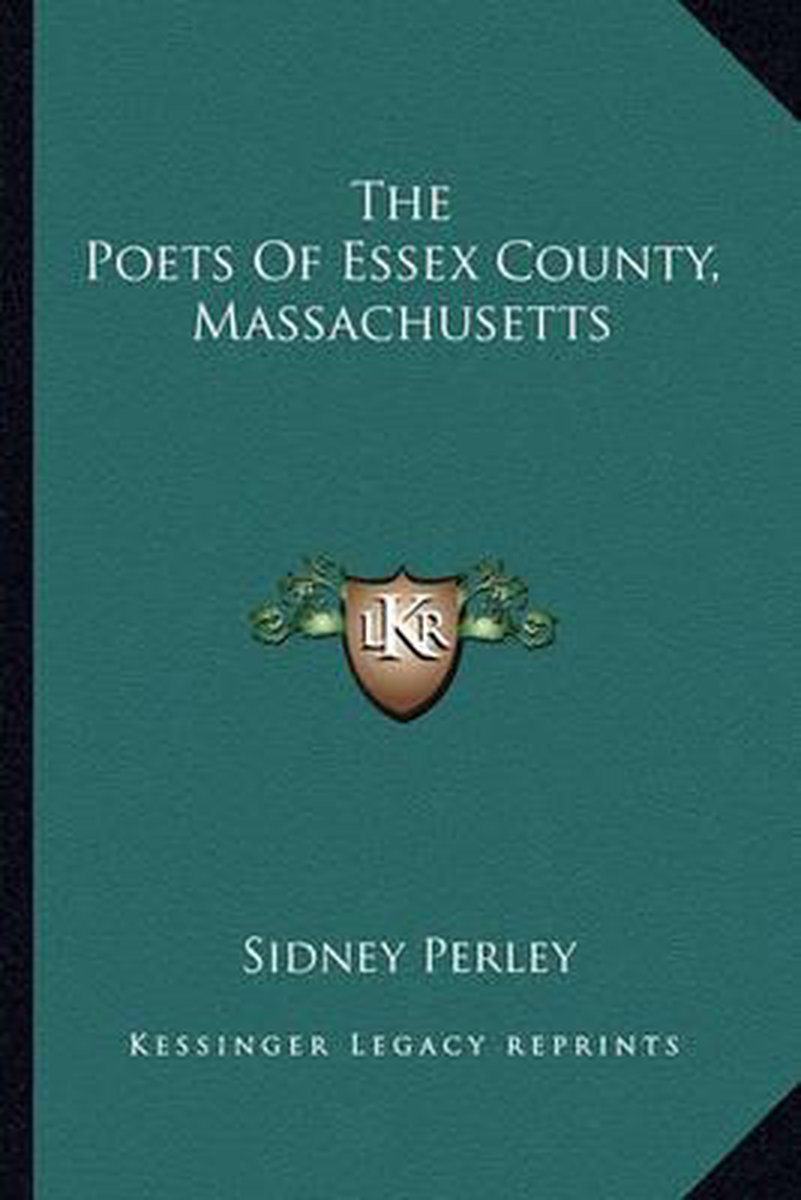 The Poets of Essex County, Massachusetts