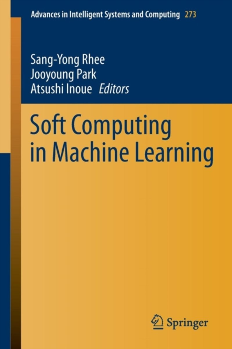Soft Computing in Machine Learning