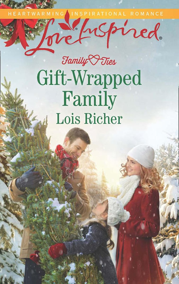 Gift-Wrapped Family (Mills & Boon Love Inspired) (Family Ties (Love Inspired), Book 3)