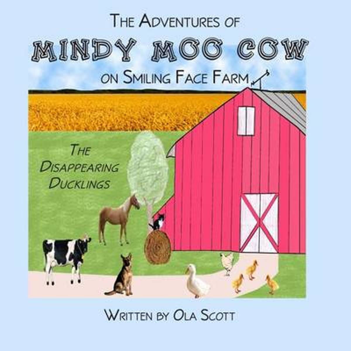 The Adventures of Mindy Moo Cow on Smiling Face Farm