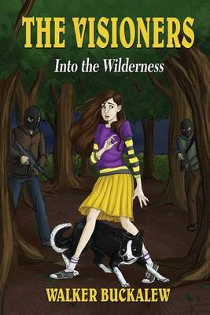 The Visioners - Into the Wilderness