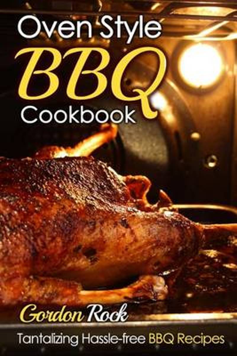 Oven Style BBQ Cookbook