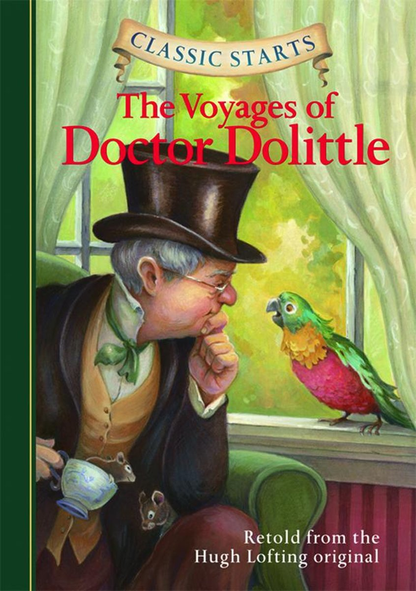 Classic Starts®: The Voyages of Doctor Dolittle