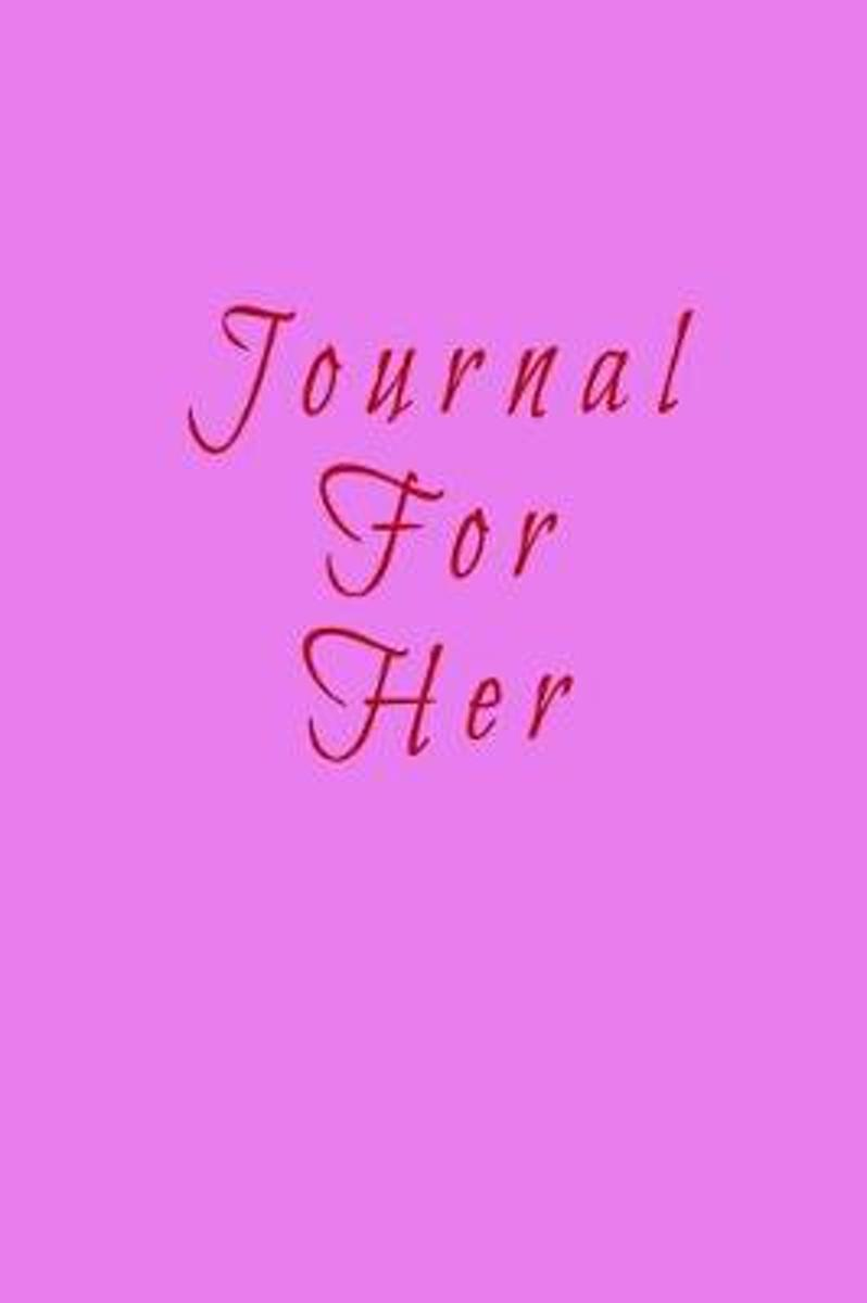 Journal for Her