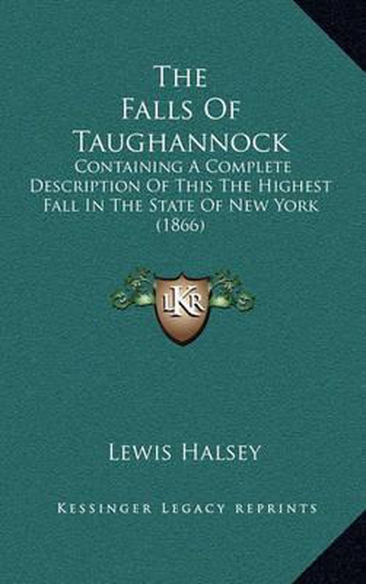 The Falls of Taughannock