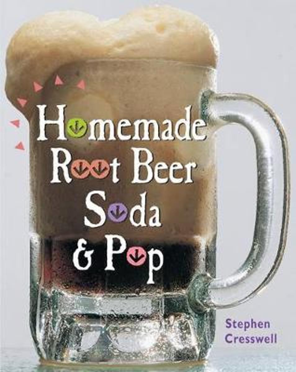 Homemade Root Beer Soda and Pop