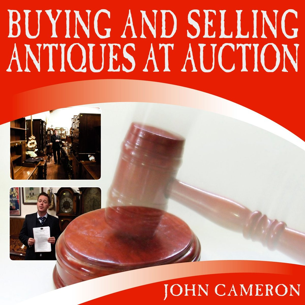 Buying and Selling Antiques at Auction