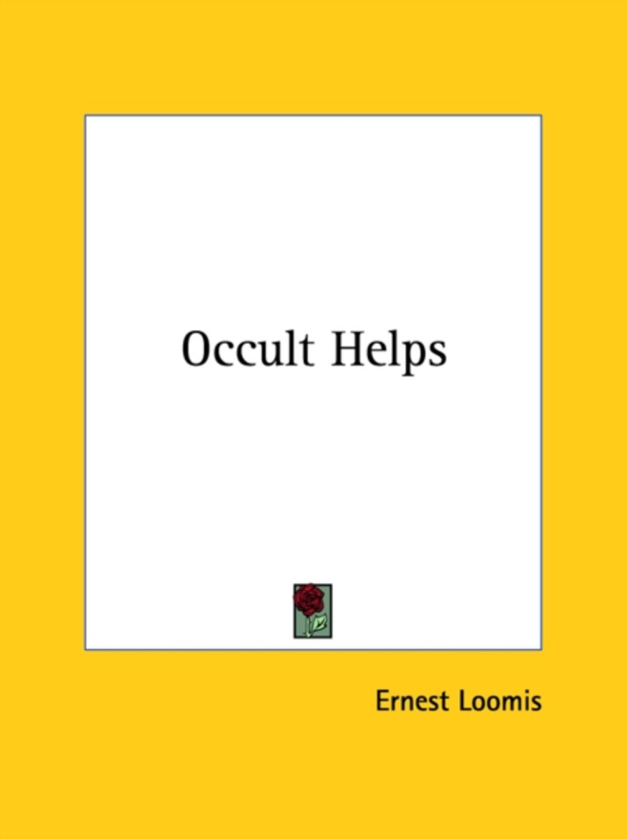 Occult Helps