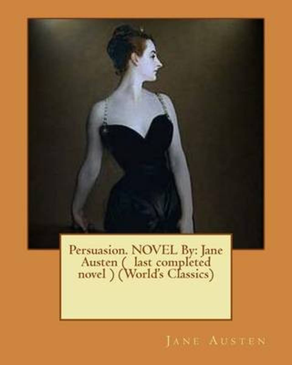 Persuasion. Novel by