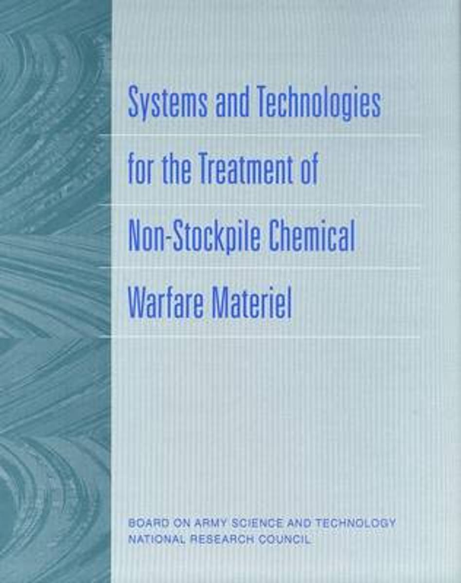 Systems and Technologies for the Treatment of Non-Stockpile Chemical Warfare Material