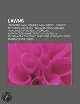 Lawns: Lawn, History Of The Lawn, Organic Lawn Management, Lawns In The United States, Grasscycling, Necrotic Zone,