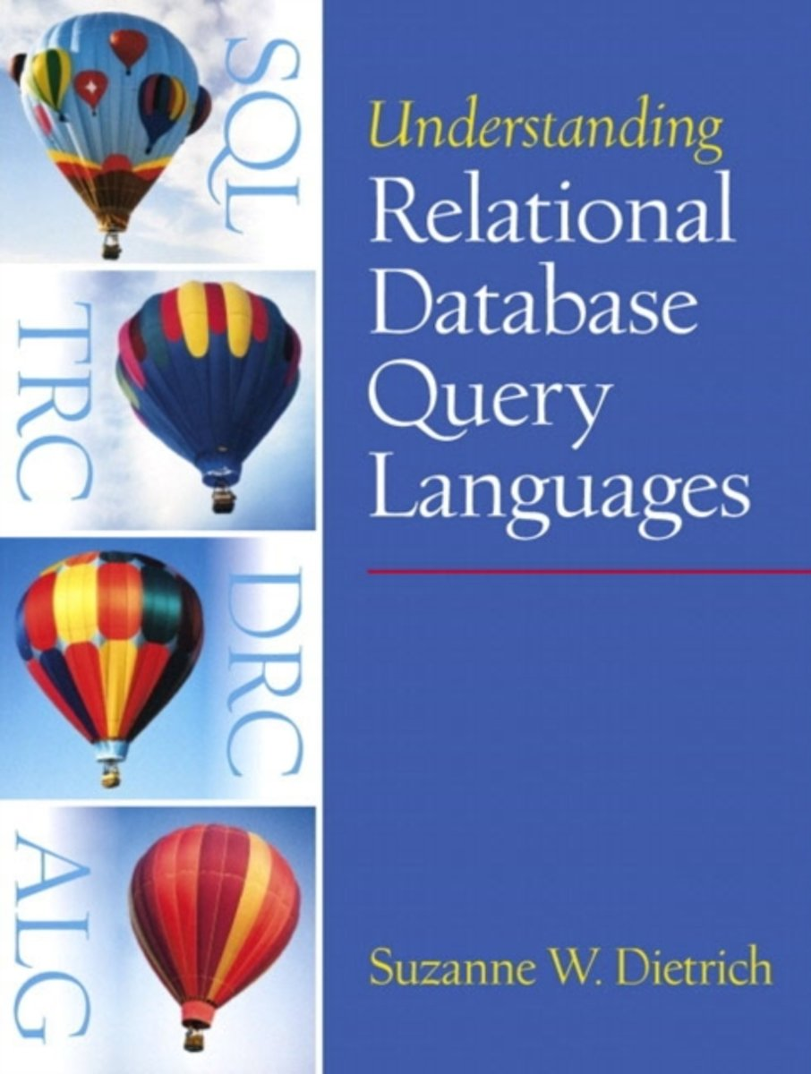Understanding Relational Database Query Languages