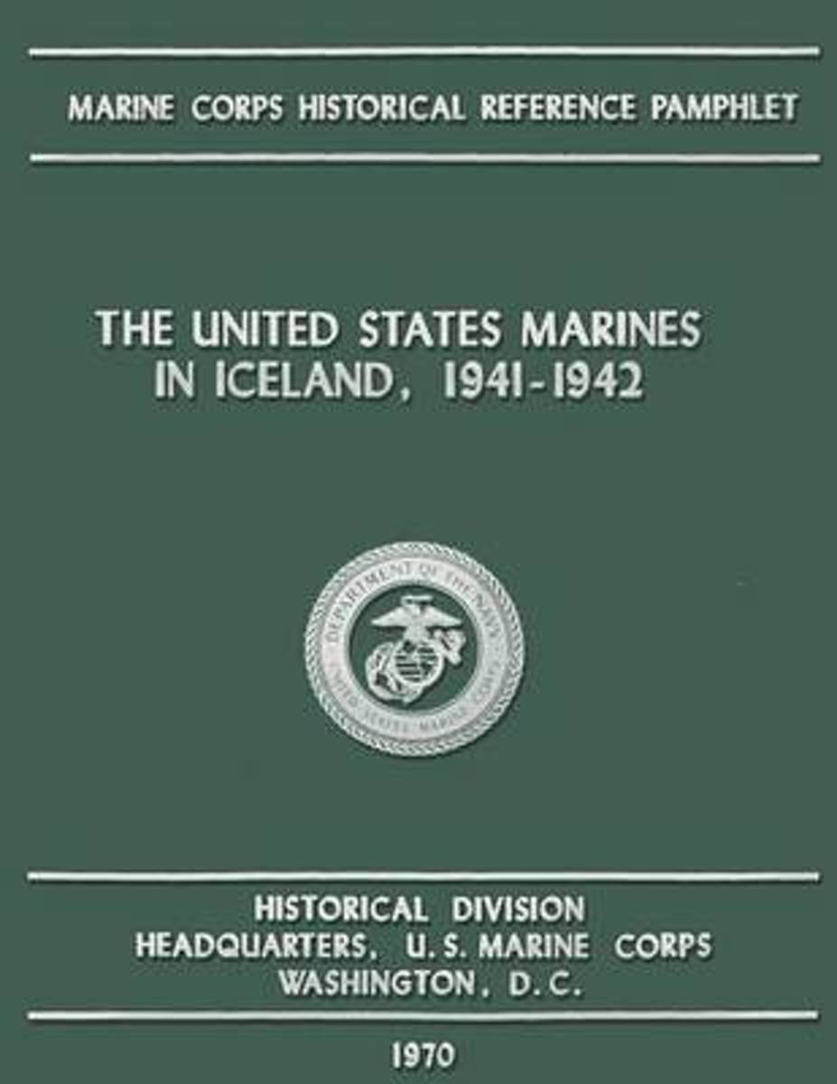 The United States Marines in Iceland, 1941-1942