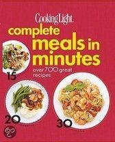 Complete Meals In Minutes: Over 700 Great Recipes
