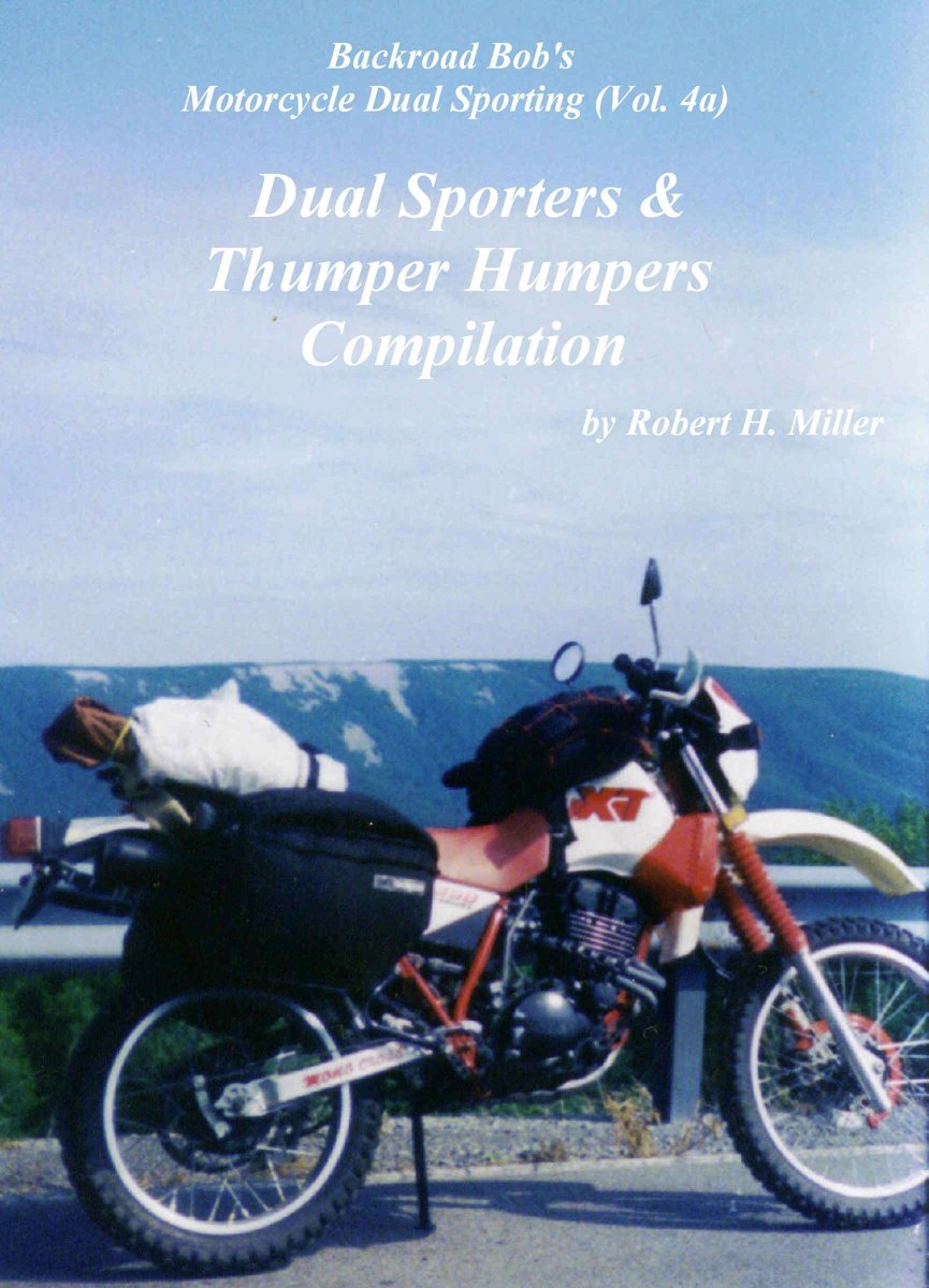 Motorcycle Dual Sporting (Vol. 4a) - Dual Sporters & Thumper Humpers Compilation