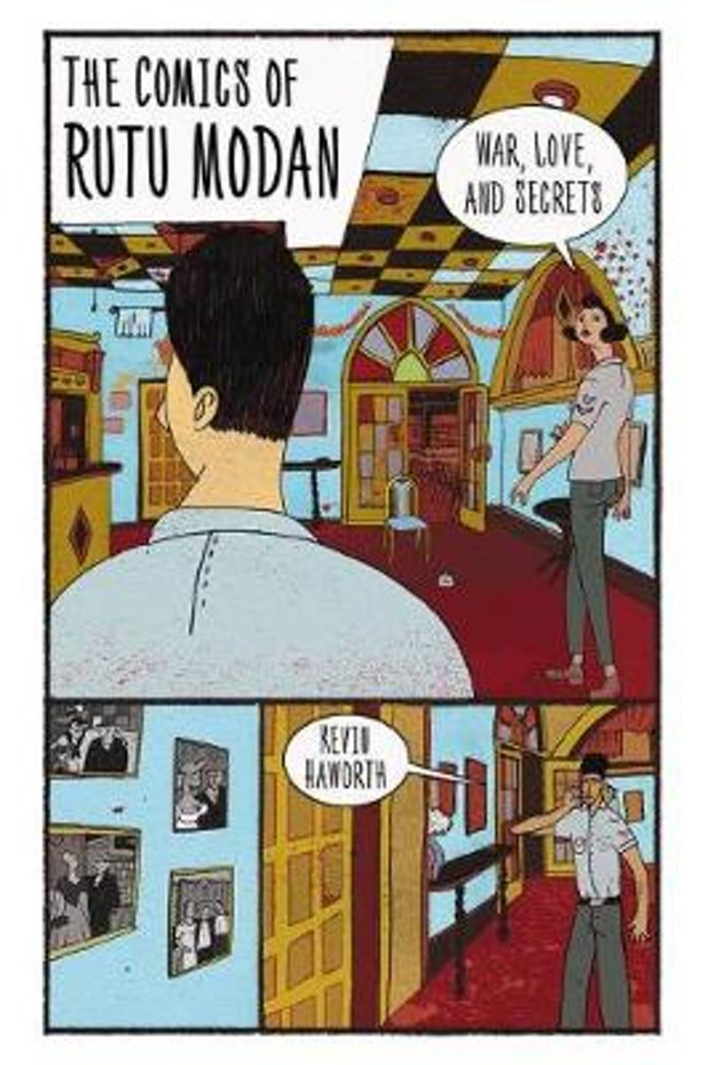 The Comics of Rutu Modan