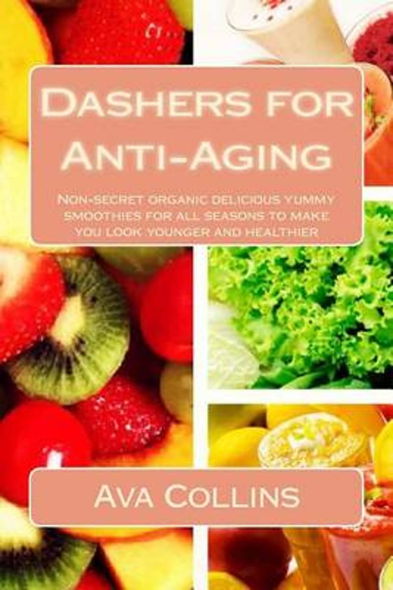 Dashers for Anti-Aging