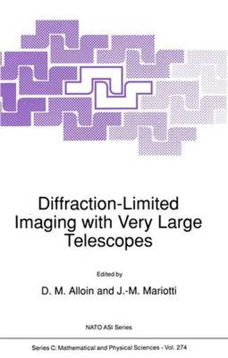 Diffraction-Limited Imaging with Very Large Telescopes