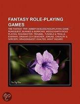 Fantasy Role-Playing Games: The Fantasy Trip, Amber Diceless Roleplaying Game, Runequest, Bunnies & Burrows, Middle-Earth Role Playing
