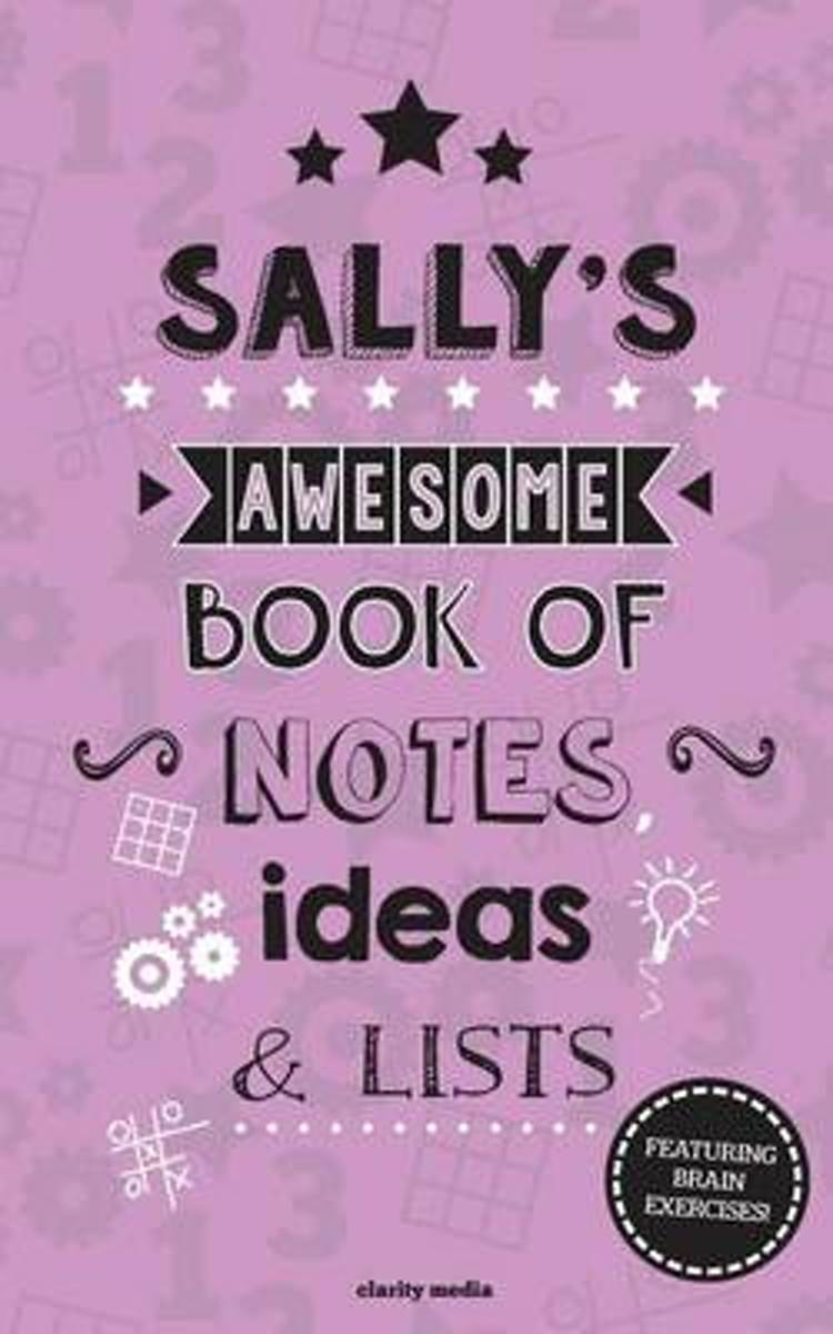 Sally's Awesome Book of Notes, Lists & Ideas