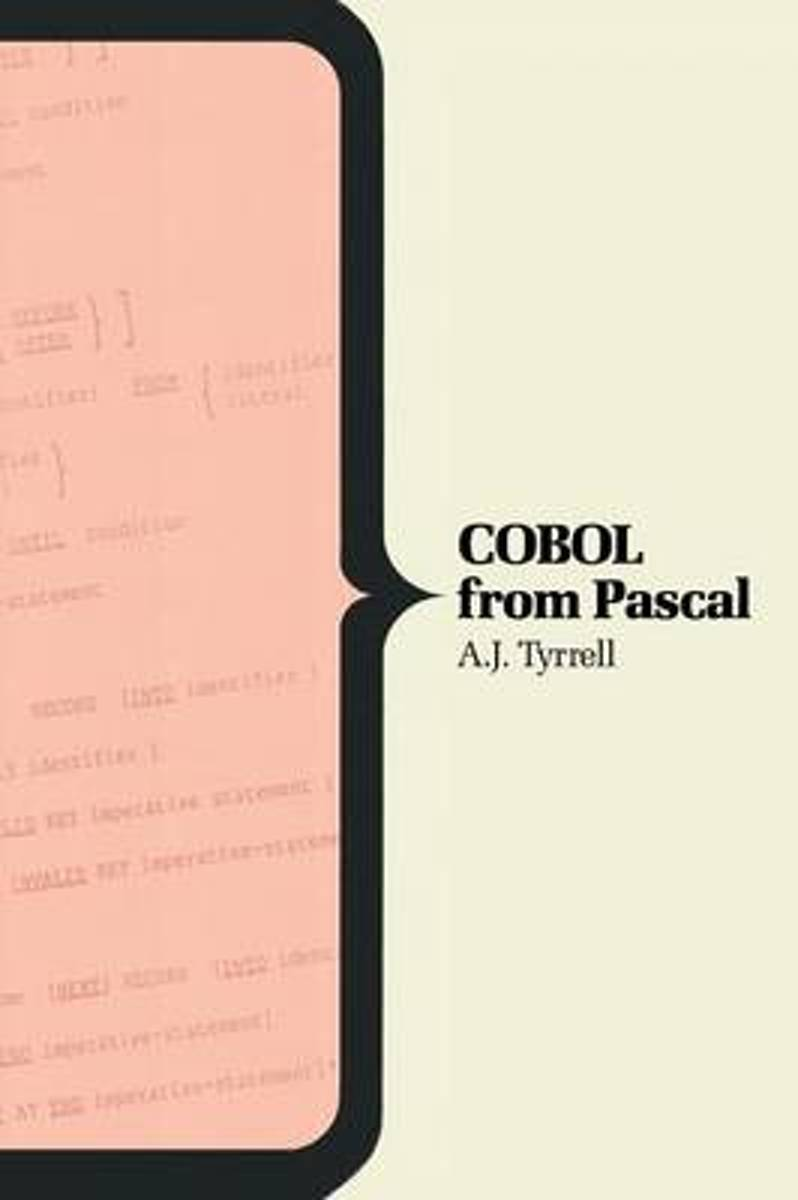 Cobol from PASCAL