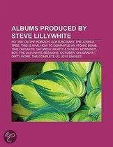 Albums produced by Steve Lillywhite (Music Guide)
