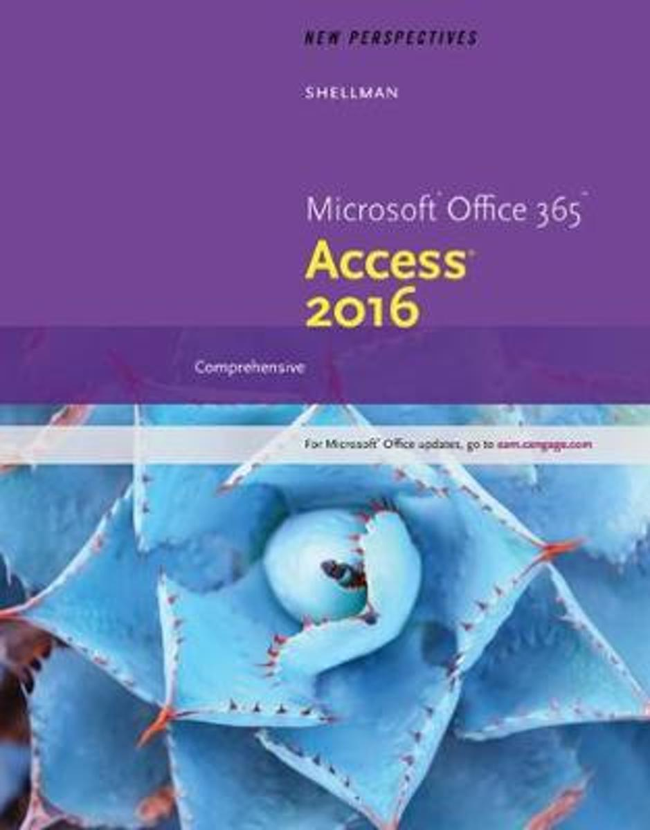 New Perspectives Microsoft (R) Office 365 & Access 2016