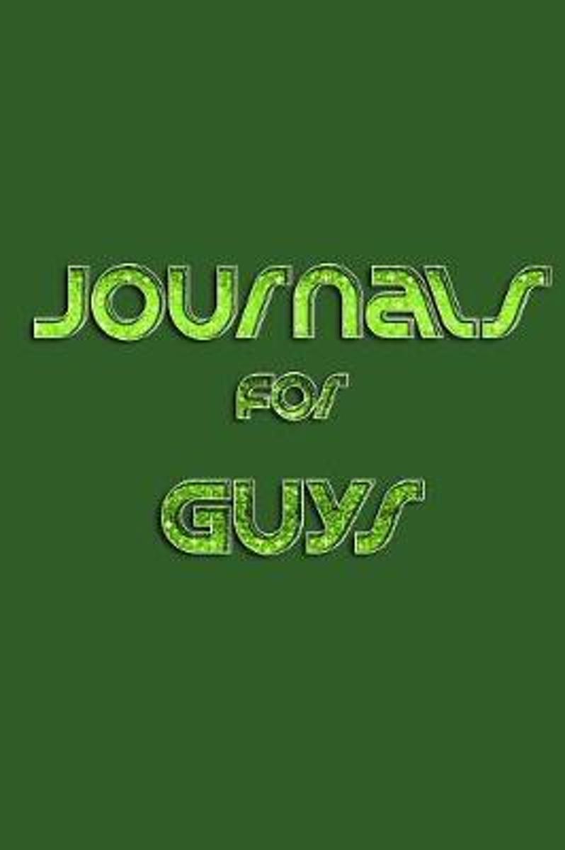 Journals for Guys