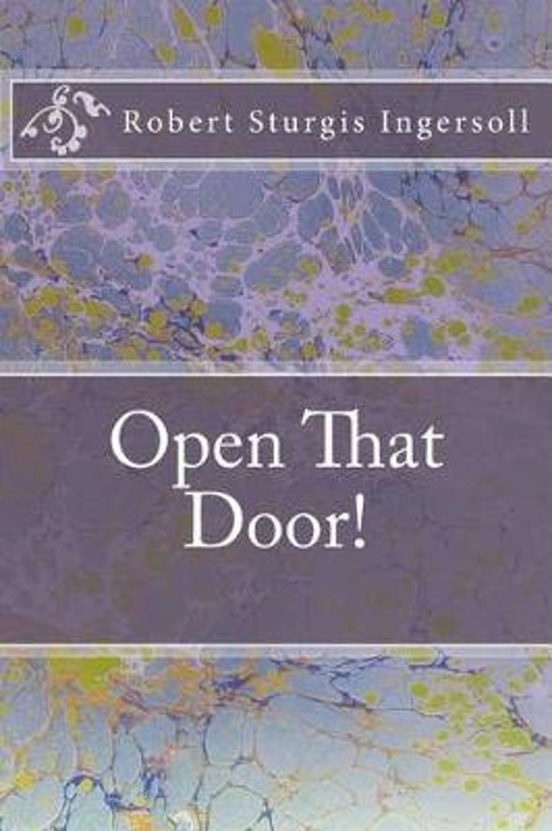 Open That Door!