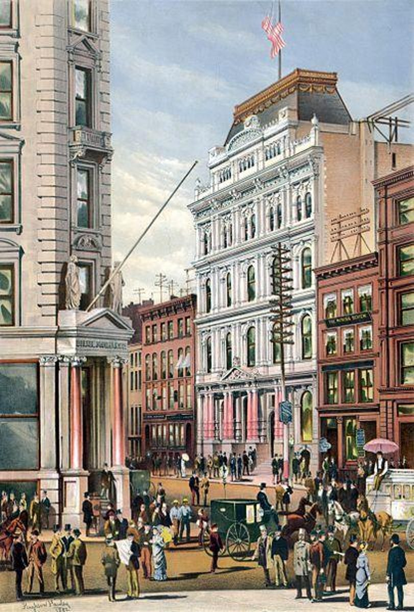 Up-to-Date Business (1900), including lessons in banking, exchange, business, geography, finance, transportation, and commercial law
