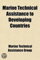 Marine Technical Assistance to Developing Countries; The U.S. Role