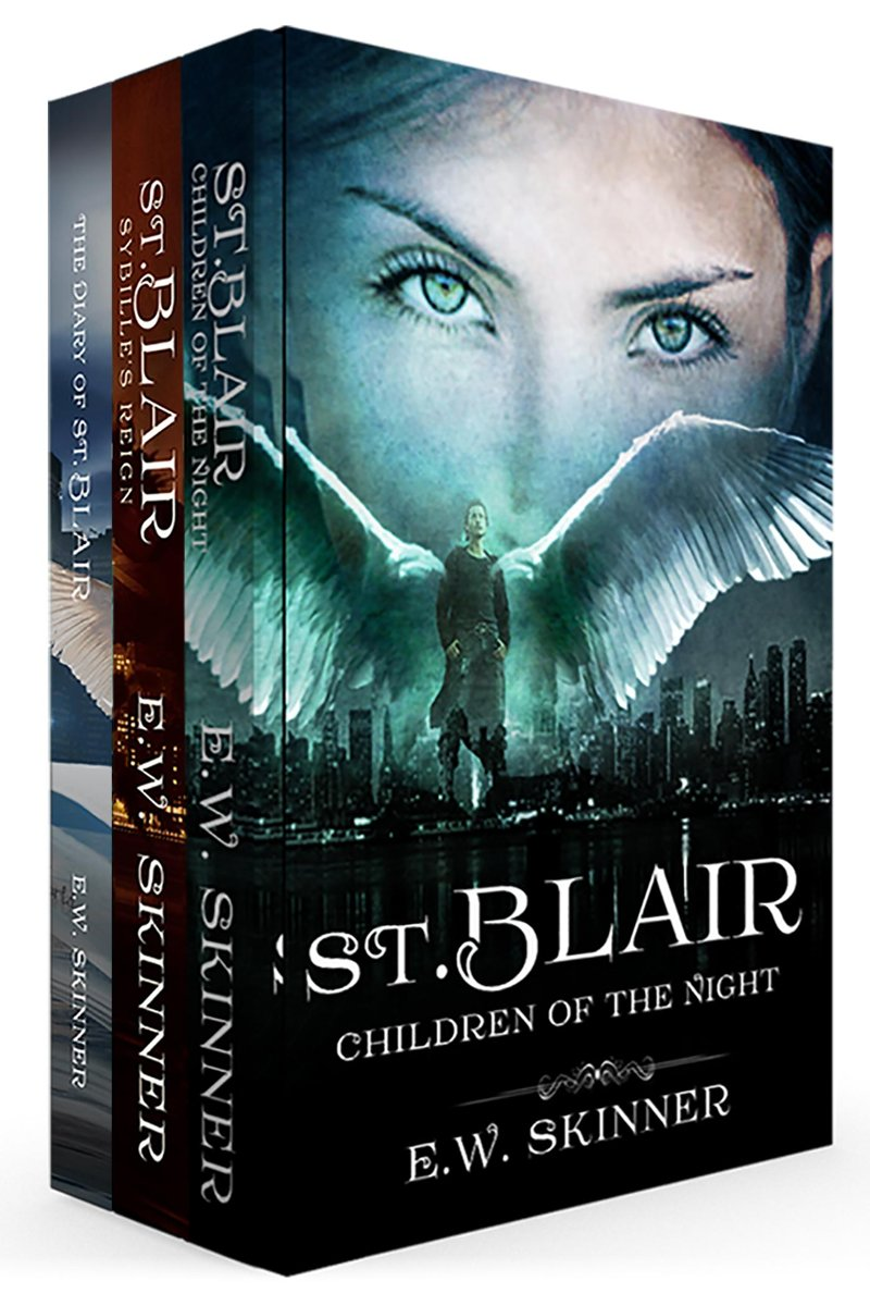 St. Blair Series Boxed Set