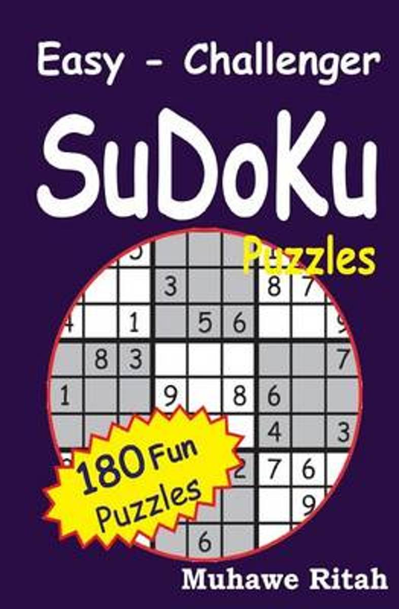 Easy - Challenger Sudoku Puzzles