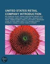 United States Retail Company Introduction: Pet Supplies Plus, Casual Male Retail Group, Lucy Activewear, Chess King, T-Shirt Hell