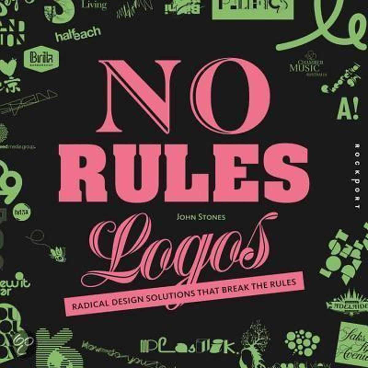 No Rules Logos - Radical Design Solutions