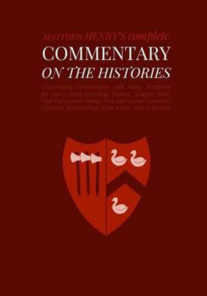 Commentary on the Histories