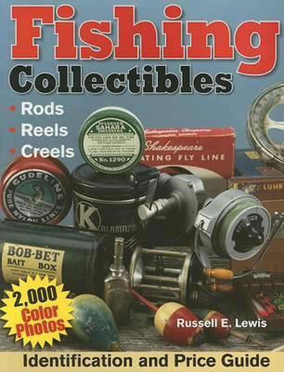 Fishing Collectibles ID and Price Guide