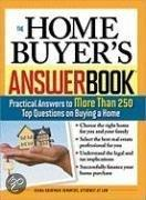The Home Buyer's Answer Book