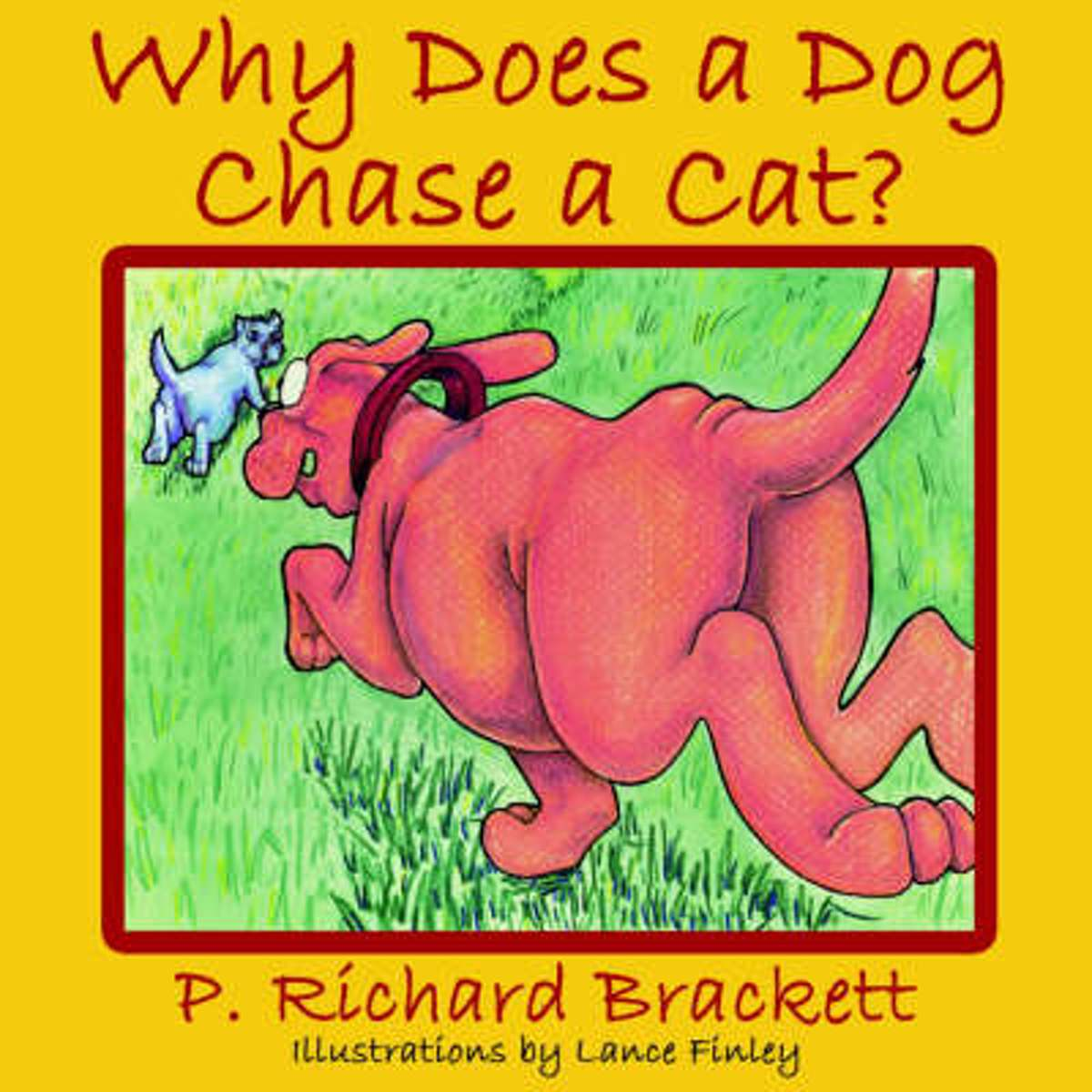 Why Does a Dog Chase a Cat?