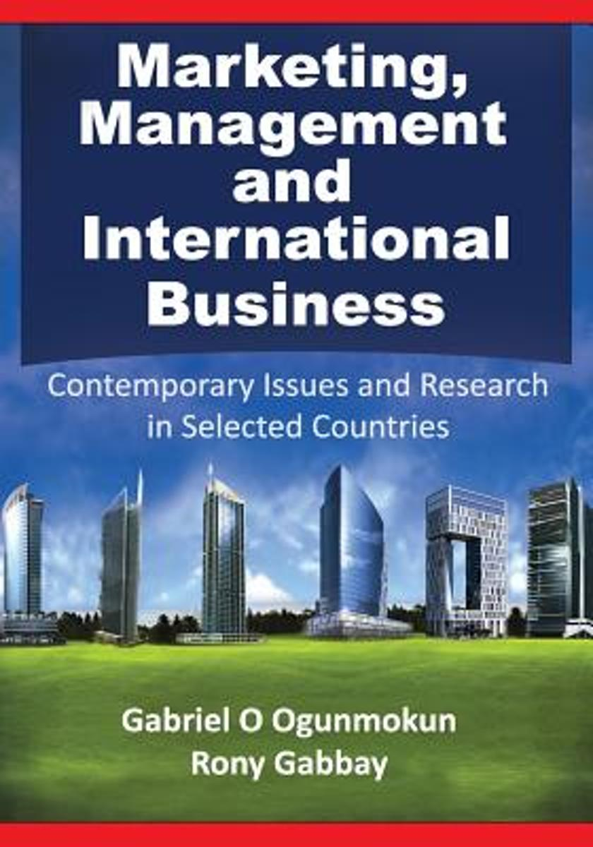 Marketing, Management and International Business
