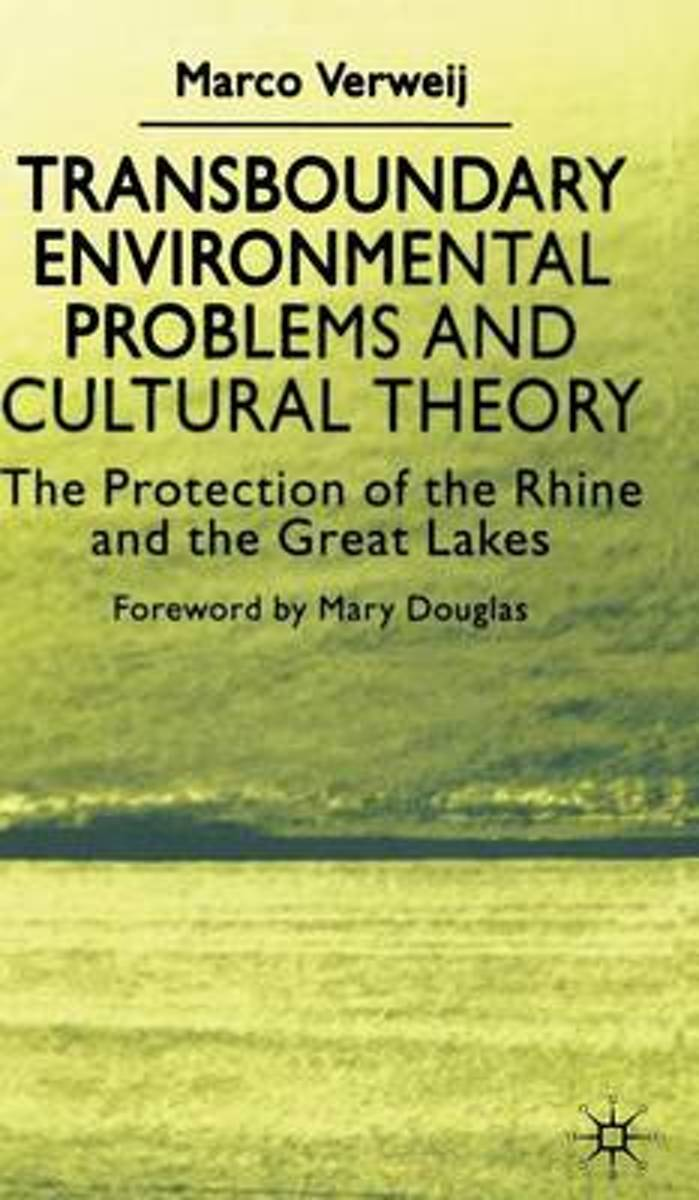 Transboundary Environmental Problems and Cultural Theory