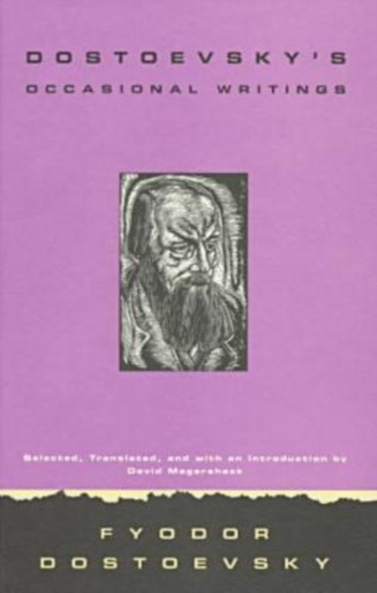 Dostoevsky's Occasional Writings