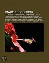 Image Processing: Color, Convolution, Image Compression, List Of Fourier-Related Transforms, Charge-Coupled Device, Pixel