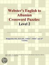 Webster's English to Albanian Crossword Puzzles