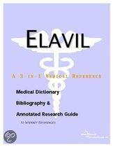 Elavil - a Medical Dictionary, Bibliography, and Annotated Research Guide to Internet References