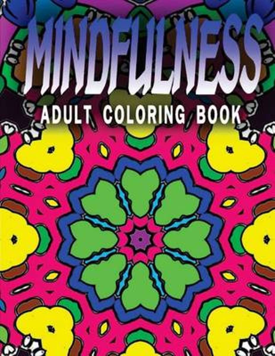 Mindfulness Adult Coloring Book, Volume 7