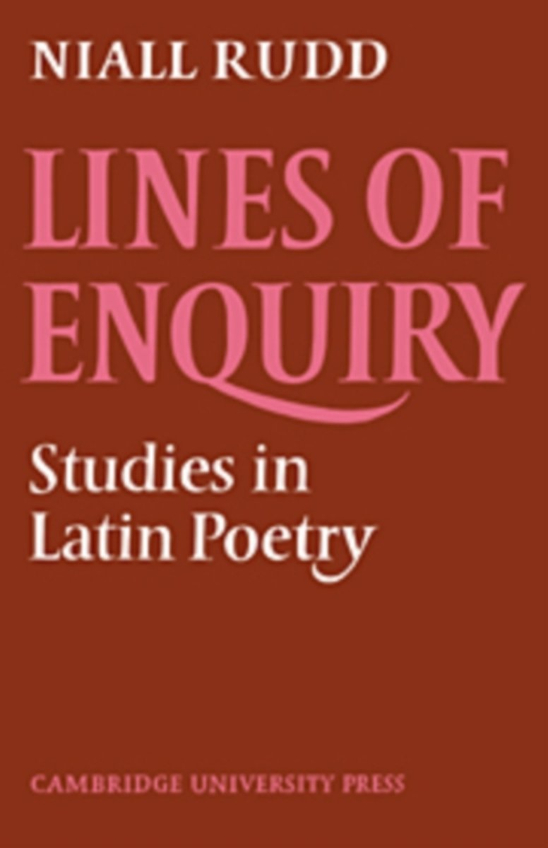 Lines of Enquiry