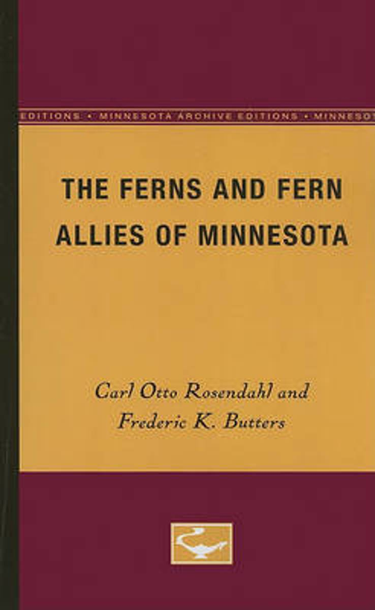 The Ferns and Fern Allies of Minnesota