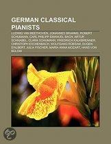German classical pianists